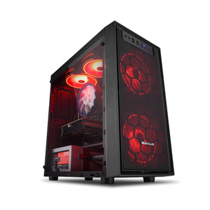 AMD 4-Core 3.7GHz AMD Radeon RX 560 4GB Grafikkarte mit 120 GB SSD 8GB Speicher Gaming PC Desktop-Computer