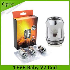 TFV8 ребенка В2 катушки А1 А2 А3 головы ядер ребенок V2 катушки замена для TFV8 ребенок V2 атомайзер 0266252
