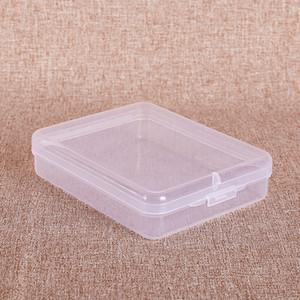 Flash Sale maschera di carta del contenitore della scatola di protezione della cassa di carta contenitore della scheda di memoria CF Boxs strumento di plastica trasparente di facile da trasportare