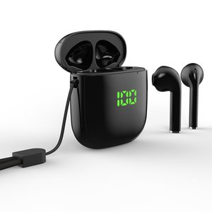Inpods TWS Bluetooth V5.0 Wireless Headphones Pop Up Window Earphones Stereo Touch Control Headset Earbud With Mic