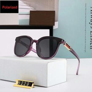 Moda homem mulher designer de óculos de sol de luxo óculos de sol da marca adumbral óculos de proteção óculos de proteção uv400 8826 5 cores de alta qualidade com caixa