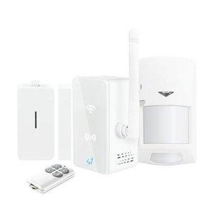 S1 Smart Home Automation System Kit Smartone S1c Pir del sensore di movimento del portello Wifi telecomando wireless Via Ios Android