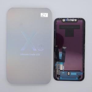 Écran LCD pour iPhone XR ZY Nouvelle qualité OEM Qualité LCD écran tactile numériseur de remplacement de montage complet