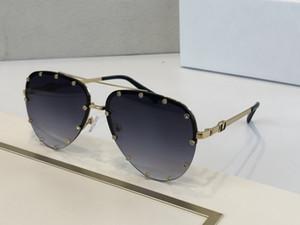 New top quality 2039 mens sunglasses men sun glasses women sunglasses fashion style protects eyes Gafas de sol lunettes de soleil with box