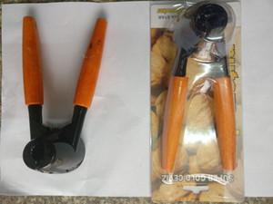 Aleación cascanueces Sheller grieta almendra de la nuez pacana avellana avellana Tuerca Nut Sheller Cocina acortar la herramienta de la abrazadera alicates Cracker