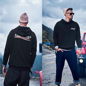 neuer Balenciaga HAKA Designer Pullover, Schwarz-Weiß-Pullover, Hip-Hop-Pullover, Mode Sportbekleidung, Pullover, S-5XL.