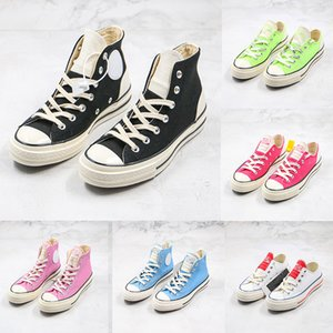 Varsity Remix 70s Canva shoes Chuck 1970s All stars Men Women Psychedelic Hoops Midnight Studio casual platform sport sneakers size 36-44