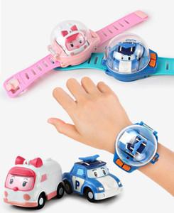 어린이 Boys12 미니 원격 제어 시계 RC 자동차 장난감 모델 어린이 투석기 진동 자동차 교육 장난감 어린이 날