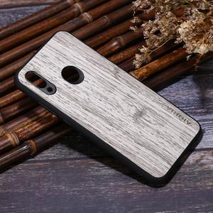 Huawei honor view 10i 20 lite 8C 8X 8A oneplus 6T 7 Pro cubierta de la caja Bamboo like Pattern design 3in1 material