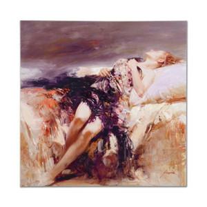 "Pino Art Painting ""Ecstasy AP"" Wohnkultur Handwerk / HD-Druck-Ölgemälde auf Leinwand-Wand-Kunst-Leinwandbilder 200620"