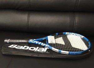 Großhandel Top-Qualität Tennisschläger PRO STAFF 95S Schläger mit Schnur und Beutel 1 Stück Schläger freies Verschiffen