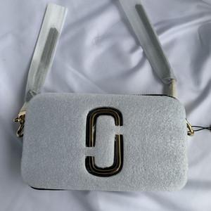 Маленькие дизайнерские сумки MJ рельефная кожа новая камера способная как большая сумка диагональная упаковка двойная молния боковая сумка cross body bag bols