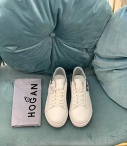 Nuevo superior de las mujeres top del punto bajo de estilo clásico deportivo Casual zapatos casuales de moda al aire libre Little White 030401