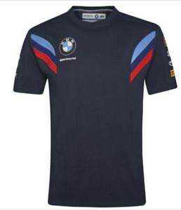 2019 Nuevo BMW bicicleta de montaña ciclismo Jersey Top Camiseta Nueva Edición equipos de manga corta camiseta de Deportes camiseta de TLD de descenso