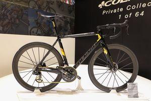 Colnago C64 Altın Yol komple Bisiklet Orijinal ULTEGRA R8010 groupset 50mm tekerlek Satış COLNAGO KARBON gidon