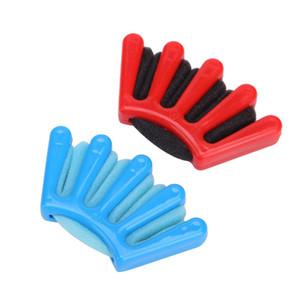 Fischgräte Braiders Werkzeuge Schwamm-Haar-Flechtmaschine Plait Haarverdreh flicht Werkzeug Haare Styling Werkzeuge 070312