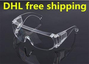 2020 Protecção dos olhos Goolge Óculos Persianas Anti-Saliva à prova de poeira Areia Transparente Goggles matchable Miopia Óculos gratuito rápido DHL Shipping
