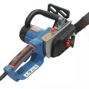 220V 2600W / 4800W électrique scie à bois scie à chaîne 1200r / min outil électrique à bois - 4800W