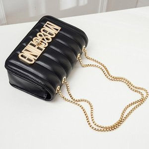 Marca MO Bolsas de Ombro Mulheres Bolsa de luxo Cadeia Suede Bolsa Inverno Velour Bag ouro Clutch Mulheres Crossbody Ladies Messenger Bags