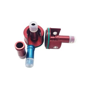 Red Blue Metal Dedicated Cylinder Head and Air Seal Nozzle for Nwell M4 Modification Upgrade