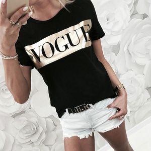 Frauen Designer-T-Shirts Schreiben Mode-Sommer-Mode Kurzarm T-Shirt-Oberseiten der Frauen-Dame Marke Buchstabe gedruckten T-Shirts Frauen Luxus-T-Shirts