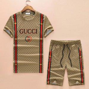 Internationaux dernier T-shirt col rond coton costume short Polo mode REGLE t-shirt pour hommes