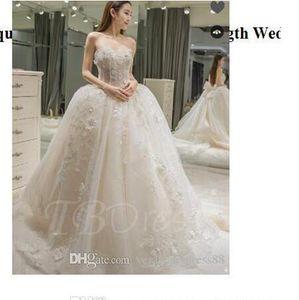 V-Neck Knee-Length Sash Lace Short Wedding Dress