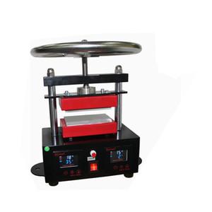 컨트롤러 듀얼 난방 플레이트 전체에서 하나를 들어 홈 로진 프레스 머신 오일 추출기 공압 로진을 눌러 키트