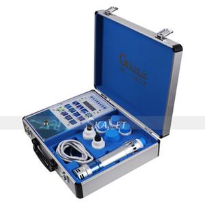 Largement appliqué! Portable Shock Wave Therapy ED Shock Wave Machine de machine conjointe soulagement de la douleur ED traitement 7 Transmetteurs