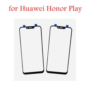 Huawei Honor Play Touch Screen 패널 화웨이 명예 터치 스크린 패널 전면 외장 수리 용 예비 부품