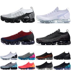 2019 Summer Knit 2.0 rembourrage respirant Chaussures Running Pack Zebra Gris foncé Gunsmoke Orbit Bleu Hommes Femmes Sneakers
