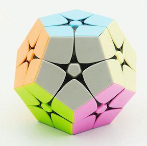 FangGe Kilominx 2х2 Магия Кубики Professional Magico Cubo Speed Twist Логические Обучающие игрушки