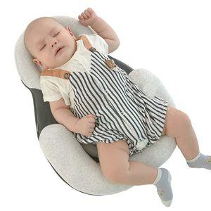 Heiße Selling Infant Correct Anti-Migräne Infant Pillow Schlafkissen ding wei zhen Babykopfkissen Anti-Überlauf Milk