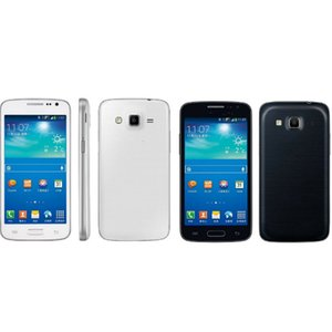 "Original Samsung G3812 GALAXY Refurbished phone Win Pro 4.5"" 3G Android WCDMA GSM dual network dual card"