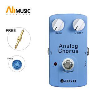 JOYO JF-37 klassischen analogen Chorus-Gitarren-Effekt-Pedal Stompbox Große Einstellbare Embellish Tone Gitarren-Pedal