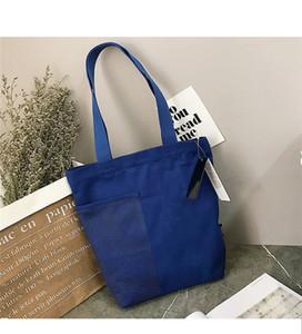 Новые сумки для покупок Super Large Capacity, сумка для отдыха Simple Canvas Single Shoulder, экологичная многофункциональная тканевая сумка,