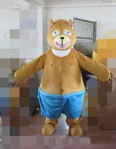 2019 горячие продажи Теди костюм взрослый мех плюшевый мишка костюм талисмана