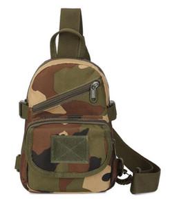 Nouveau Unisexe Sport Poitrine Sac Armée fan tactique paquet Voyage Loisirs épaule sac mini sac à outils
