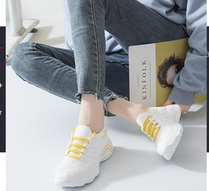 2020 Spring and Autumn with New style fashion Slope heel round head Women's shoes @LKIOP124