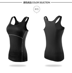 Gym Sports Yoga Clothing Tops Waistcoat Women Sexy Vest Fitness Running Tight Female Sleeveless Shirt Quick Dry Fit Tank Top