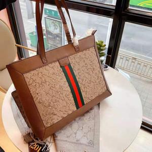 O Novo 2020 de alta capacidade feminina Shoulder Bag Lazer Inclinado Do outro lado de sacos bolsa bolsas Totes Bolsas Mulheres Girls High pacote de qualidade
