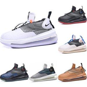 2020 Vagues cuir et tricot Sport Low Cut Chaussures Waves Tous Air Zoom original Cshioning hauteur croissante Chaussures