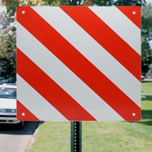 Светоотражающие Вход Светоотражающий Входа Красных Белая для заднего багажника и велосипеда стойка СООТВЕТСТВУЮТ правила дорожного движения Светоотражающие Sign