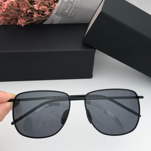 Design unglasses - 2019 New Polarized Metal Men's Sunglasses Polaroid High Definition Polarized 8630 with box