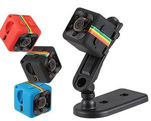 Мини-камера действия спорта DV 1080P Мини инфракрасного ночного видения монитор Скрытая камера маленькая SQ 11 маленькая камера DV Video Recorder