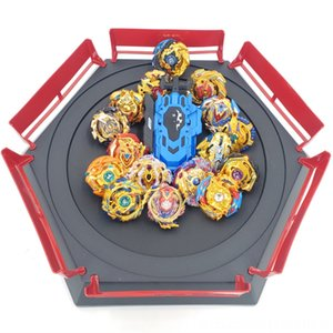 New gold Spinning Top Novelty & Gag Toys Beyblade burst Toupie B903 B127 B71 Metal Fusion bables Fafnir Box blade Bey blade For Childn Toy