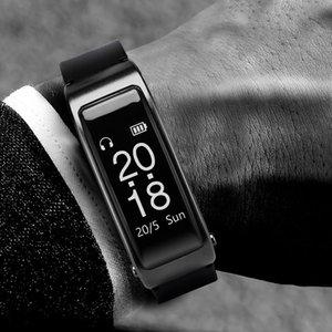 For iPhone Samsung Smartphones Y3 Smart Watch Bracelet 2 in 1 Bluetooth Headphones Headset Heart Rate Monitor 2018 New released