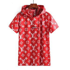 طبعت 2020 أعلى أزياء العلامة التجارية الرجال تي شيرت الكرتون الصيف المحبة رالف لعبة البولو رياضة من رجل قصير الأكمام تي شيرت بطل البيضاء 3 الحادي عشر