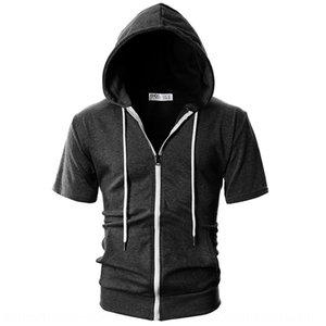 2020 short-sleeved hooded 3d 2020 men's short-sleeved hooded men's hoodie 3d hoodie