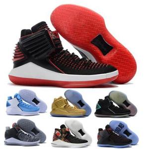 Летные 32 32s обувь Баскетбол для мужчин Mens белый китайский Новый год Finale Jumpman XXXII высокого качества 2020 Корзинки Кроссовки Обувь Кроссовки